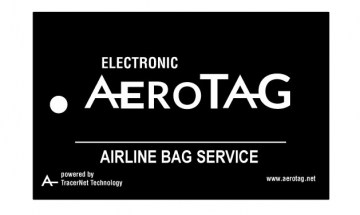 AeroTAG rechargeable