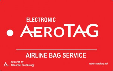 Red AeroTAG